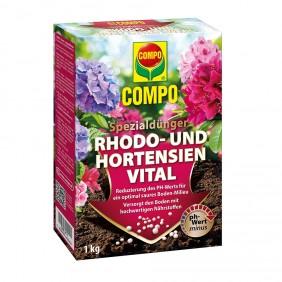 COMPO Vital für Hortensien & Rhododendren