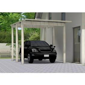 Takasho Einzelcarport Artport Single 3 x 5,6 m (6 Pfosten)