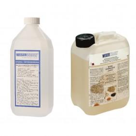 WESERWABEN Spezial-Imprägnierung, Flasche (1 Liter), Kanister (5 Liter)
