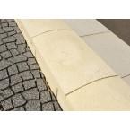 WESERWABEN Premium-Line Residenz Mauerabdeckung - Gestaltungsbeispiel