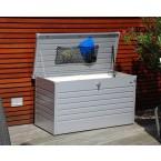 Biohort Freizeitbox Größe 130 silber-metallic