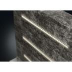 WESERWABEN Vario-Line LED-Stein 1/1 inkl. LED-Leuchtelement
