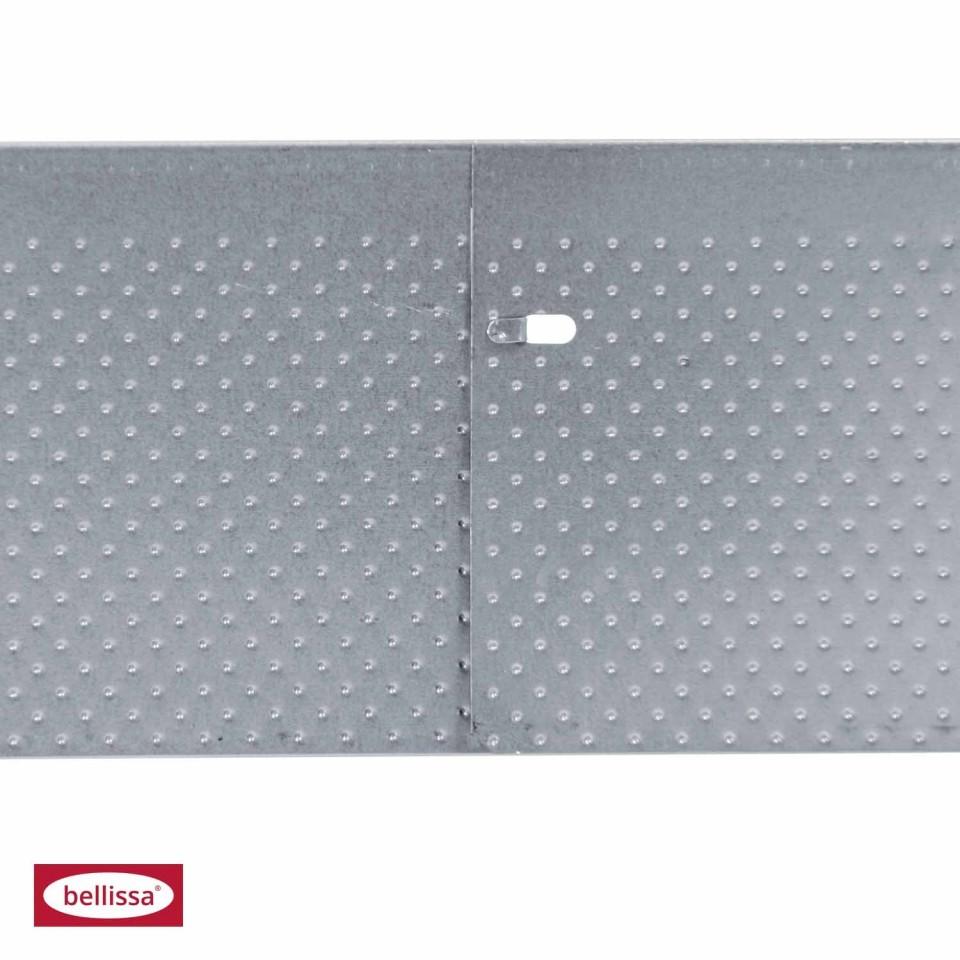 bellissa rasenkante metall mit noppenstruktur mein. Black Bedroom Furniture Sets. Home Design Ideas