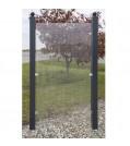 GroJa Ambiente Glas-Sichtschutz Typ Senkrecht 90