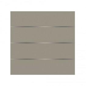 elevato Zaunserie Baveno Typ 1.3 Steingrau