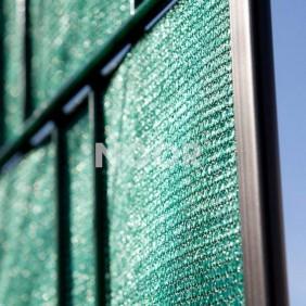 Noor Zaunblende Textil 0,19 x 70 Meter