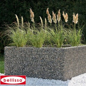 bellissa Haas Hochbeet premium 200x200x100