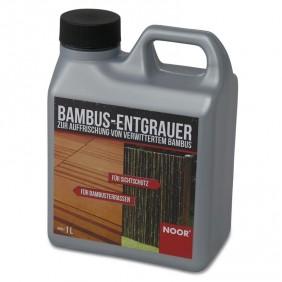 Noor Bambus-Entgrauer