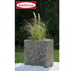 bellissa Hochbeet premium 75x75x100 inkl. Trennfolie