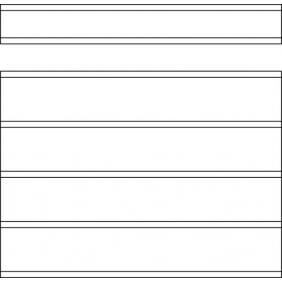 OSMO HPL Elegance Creativ Grundelement 180x178 cm