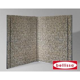 bellissa Mauersystem paravento Basisbausatz