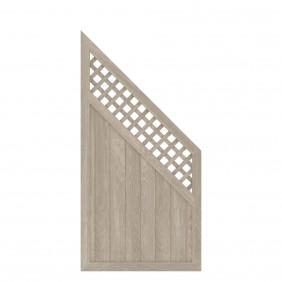 TraumGarten Longlife Riva polareiche 90x180/90 cm mit Gitter