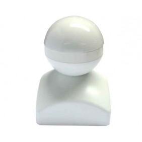 GroJa Kugelkappe für Kunststoffzaun 3 Farben