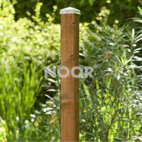 Noor Zaunpfosten 7 x 7 cm