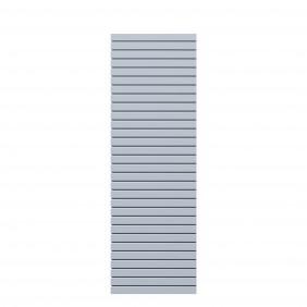 TraumGarten Rhombus 60x180 cm Silber