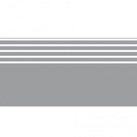 GroJa Ambiente Glas-Sichtschutz Typ Waagerecht