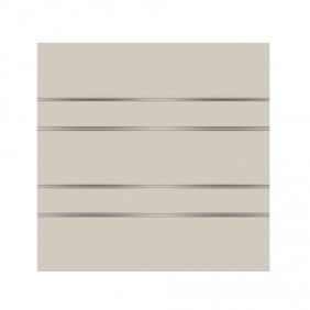 elevato Zaunserie Baveno Typ 2.1 Weiß