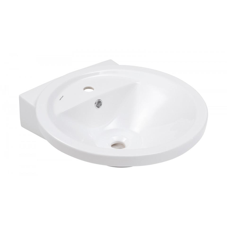 sanitop aquasu waschtisch reflex 55 cm wei schnell und einfach online bestellen mein. Black Bedroom Furniture Sets. Home Design Ideas