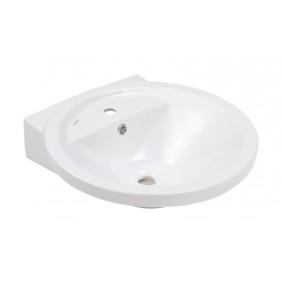Sanitop AquaSu Waschtisch Reflex 55 cm, weiß