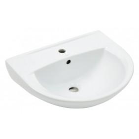 Sanitop AquaSu Waschtisch Marta 55 cm, weiß