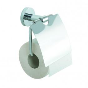 Bravat Toilettenpapierhalter Varuna - mit Deckel