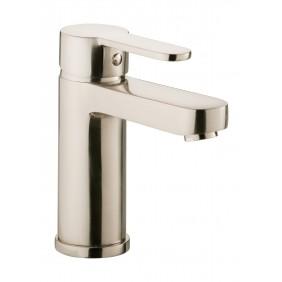 Sanitop AquaSu Einhandmischer Sanmix Style für Waschtisch Edelstahl