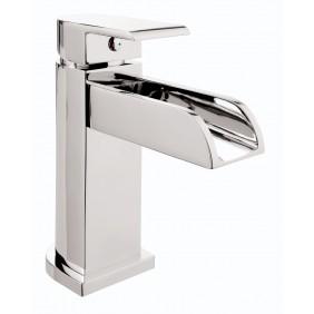 Sanitop AquaSu Einhandmischer Aqua für Waschtisch Wasserfall Chrom