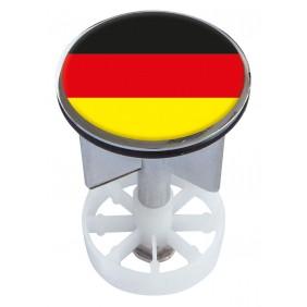Sanitop Excenterstopfen Metall 38 - 40 mm Design Deutschland