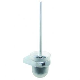 Bravat Toilettenbürstengarnitur Metasoft - Glas