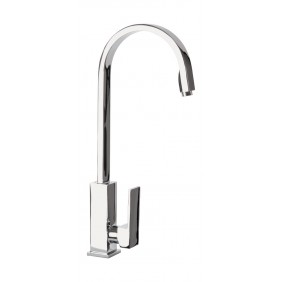 Sanitop AquaSu Einhandmischer Aqua für Spüle, chrom