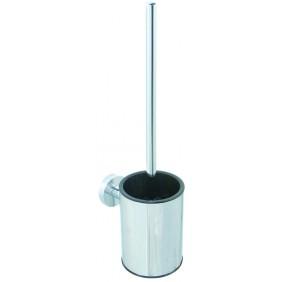 Bravat Toilettenbürstengarnitur Varuna - verchromt