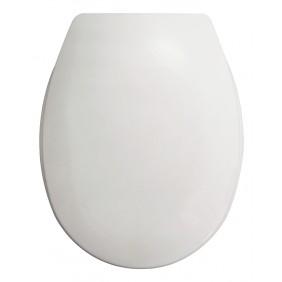 Sitzplatz WC-Sitz Smart-Duro mit Soft-Schließ-Komfort, weiß