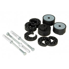 Sanitop-Wingenroth Wannenanker für Stahl- oder Acrylwannen