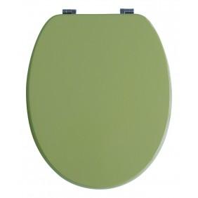 Sanitop Sitzplatz WC-Sitz Venezia, oliv