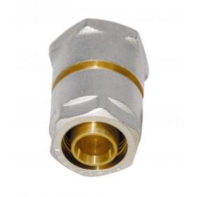 Sanitop Wiroflex WIROFLEX Klemmring-Verschraubung 20 x 1/2 IG Komplettlösung incl. Adapter, Schraubsystem