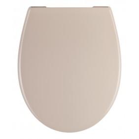 Sanitop Sitzplatz WC-Sitz Siena beige mit Soft-Schließ-Komfort
