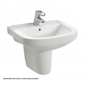 Sanitop AquaSu Waschtisch Lucanto 55 cm, weiß