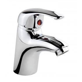 Sanitop AquaSu Einhandmischer Nova für Waschtisch, chrom