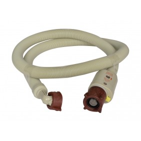 Sanitop Geräteanschluss-Zulaufschlauch mit integrierter Schlauchplatzsicherung