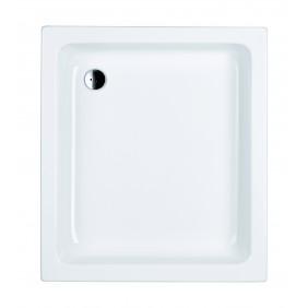 Acryl-Brausewanne Garba 90 x 80 x 15 cm weiß