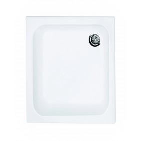 Acryl-Brausewanne Garba 90 x 75 x 65 cm weiß
