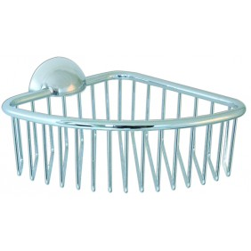 Bravat Eck-Duschkorb - zum Schrauben