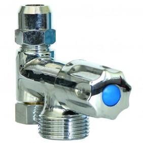 Sanitop Geräte-Ventil Eckfix
