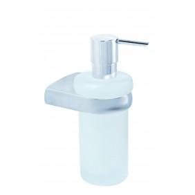 Bravat Flüssigseifenspender Metasoft - Glas