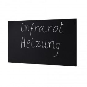 Infraworld Infrarot-Wohnraumheizung Blackboard