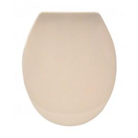 Sanitop Sitzplatz WC-Sitz Siena mit Fast Fix, beige