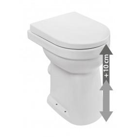 Sanitop AquaSu Stand-WC-Set liDano, weiß