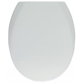 Sanitop Sitzplatz WC-Sitz Bari, mit Fast Fix, weiß