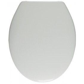 Sanitop Sitzplatz WC-Sitz Siena mit Fast Fix, weiß