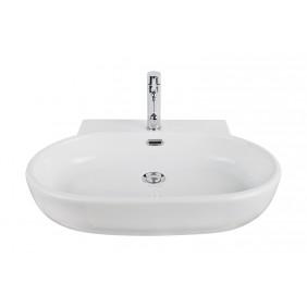 Sanitop AquaSu Waschtisch Simpata 60 cm, weiß